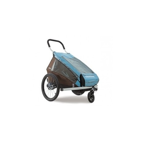 Croozer Regenverdeck Kid1/Kid Plus1