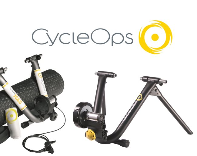 CycleOps Rollentrainer