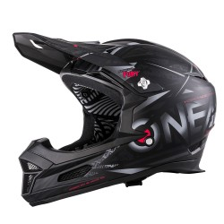 O'Neal FURY Helmet SYNTHY black