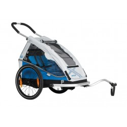 XLC Childtrailer XLC Mono 8teen BS-C08 blue