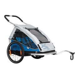 XLC Childtrailer XLC Duo8teen BS-C07 blue