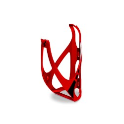 CUBE Flaschenhalter HPP matt red´n´black