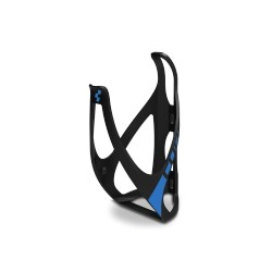 CUBE Flaschenhalter HPP matt black´n´ blue