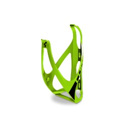 CUBE Bottle Cage HPP matt classic green´n´black
