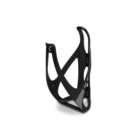 CUBE Bottle Cage HPP matt black´n´glossy black