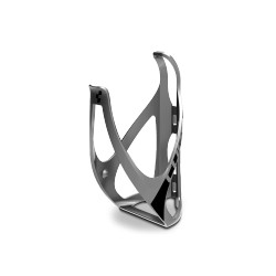 CUBE Bottle Cage HPP matt grey´n´black