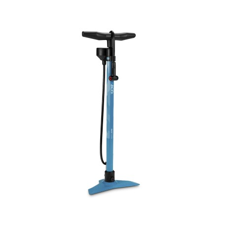 Cube ACID Floor Pump RACE FLOOR blue