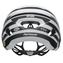 Bell Sixer Mips matte white / black fasthouse