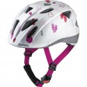 Alpina XIMO Bike Helmet white hearts
