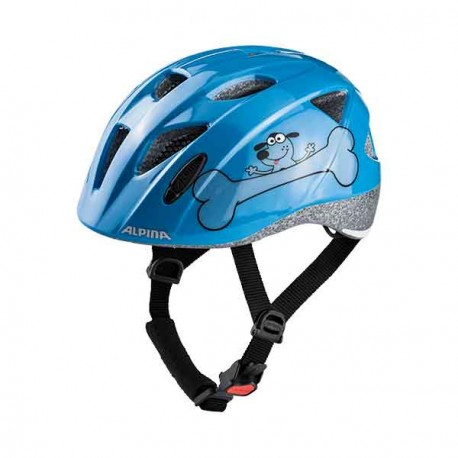 Alpina XIMO Bike Helmet dog
