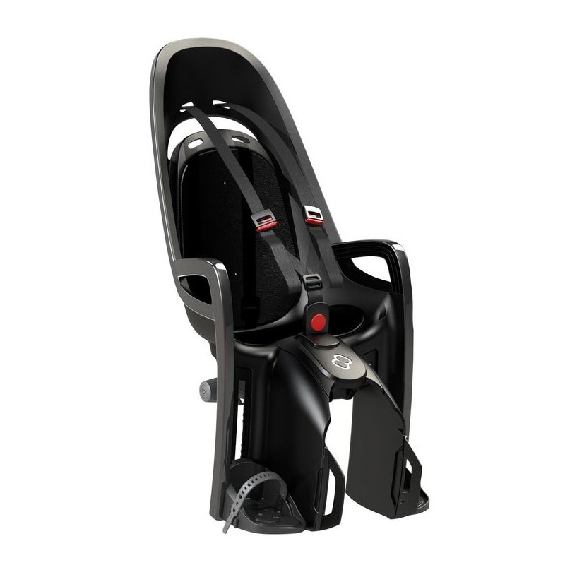 Kindersitz Hamax Zenith E Bike Grey Black Fun Corner