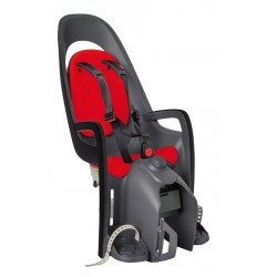 Kindersitz Hamax Caress E-Bike grau/rot