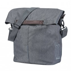 Basil City Shoppertasche grau