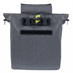 Basil City Shopperbag grey