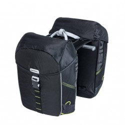 Basil Miles Double Bag MIK - Double Pannier Bag