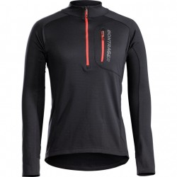 Bontrager Evoke Long-Sleeve Thermal Cycling Jersey