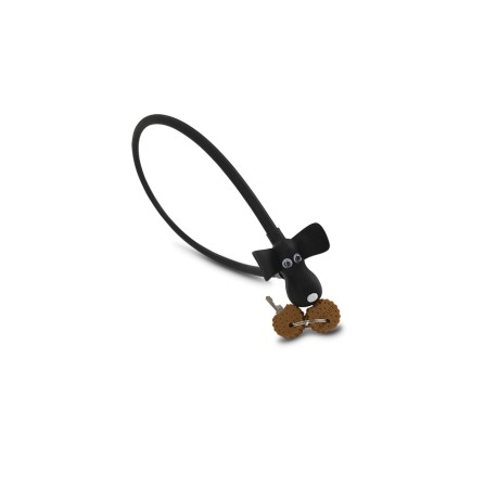 "RFR Cable Lock HPS ""DOG"" 10 x 450 mm"