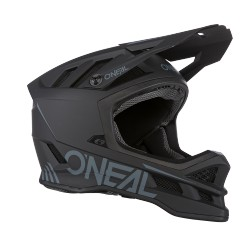 O'Neal Blade Polyacrylite Helm Solid black