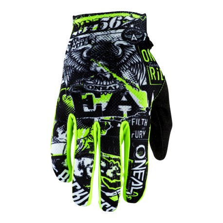 O'Neal MATRIX Youth Glove Attack black/neon yellow