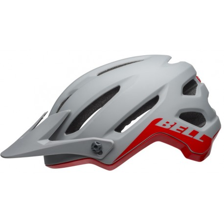 Bell 4FORTY bicycle helmet cliffhanger m/g gry crimson