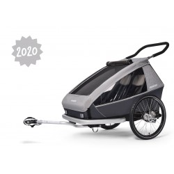 Croozer Kid Keeke 2 2020 bicycle trailer