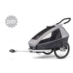 Croozer Kid Keeke 1 2020 bicycle trailer