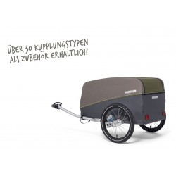 Croozer Cargo Tuure 2020 bicycle trailer