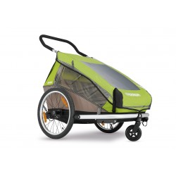 Croozer Regenverdeck Kid2/Kid Plus2