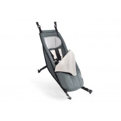 Croozer Babysitz inkl. Winter-Set (ab 2018)