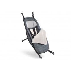 Croozer Baby Seat incl. Winter Kit