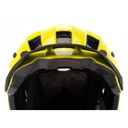 CUBE Helm ANT yellow