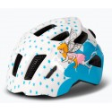 CUBE Helm FINK white