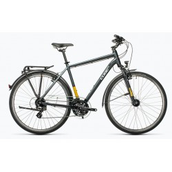 Cube Touring grey´n´yellow  2021