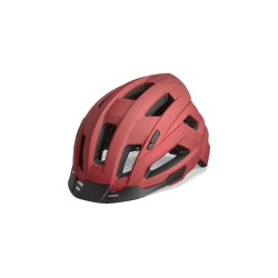 CUBE Helm CINITY red