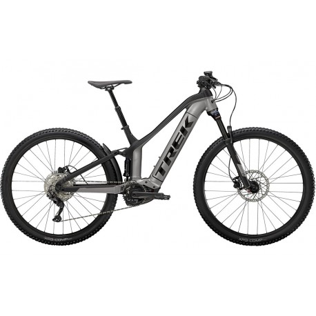 Trek Powerfly FS 4 625 (2021) Matte Gunmetal/Matte Black