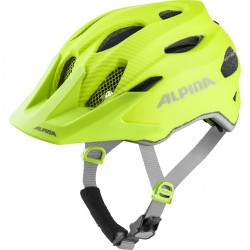 Alpina CARAPAX JUNIOR FLASH Fahrradhelm, be visible