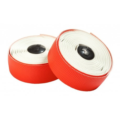 CUBE Lenkerband CUBE Edition white´n´red
