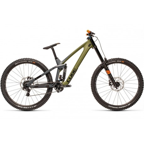 Cube TWO15 Pro 27.5 sand´n´black 2022