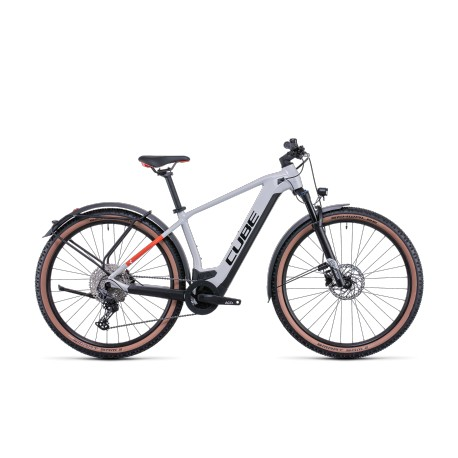 Cube Reaction Hybrid Pro 500 Allroad grey´n´red 2022