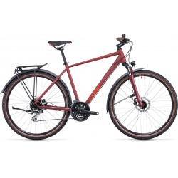 Cube Nature Allroad darkred´n´red 2022