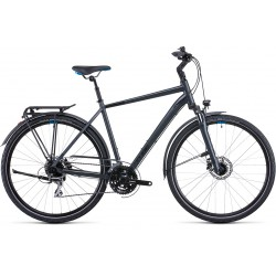 Cube Touring ONE grey´n´blue 2022