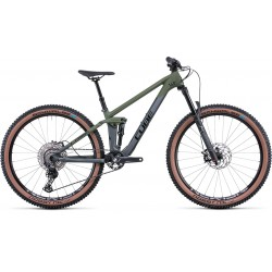 Cube Stereo 140 HPC Rookie flashgrey´n´olive 2022