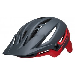 Bell SIXER MIPS® Fahrradhelm matte gray/red