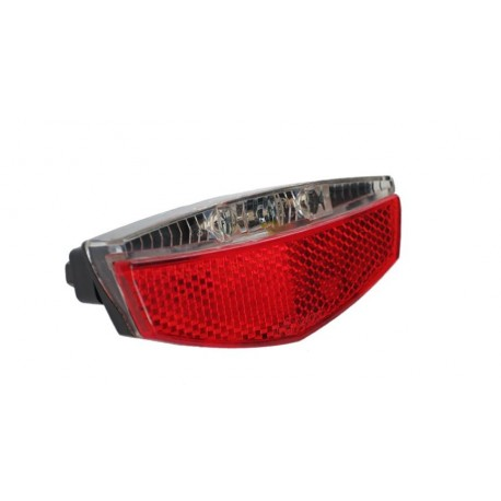 Cube RFR Rear Carrier Light Dynamo TOUR