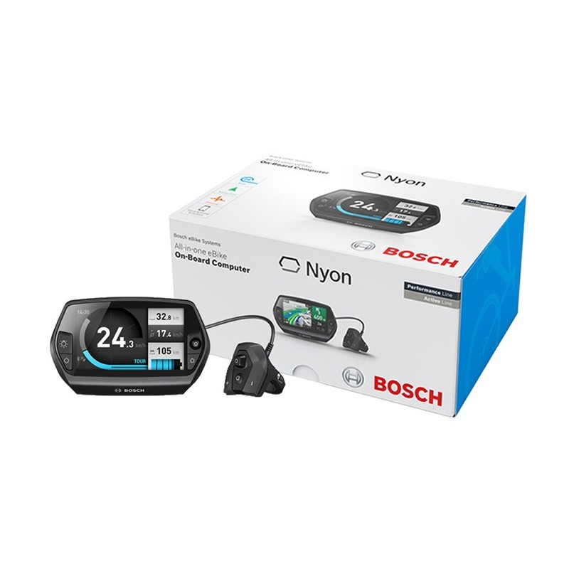 Bosch Nyon 8gb Upgrade Kit E Bike Parts Fun Corner