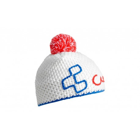 ea63c2b18ad CUBE Crochet Beanie blue´n´red´n´white - Fun Corner