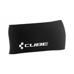 CUBE Functional Headband RACE Be Warm black´n´white