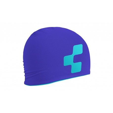 CUBE Beanie Basic purple´n´blue