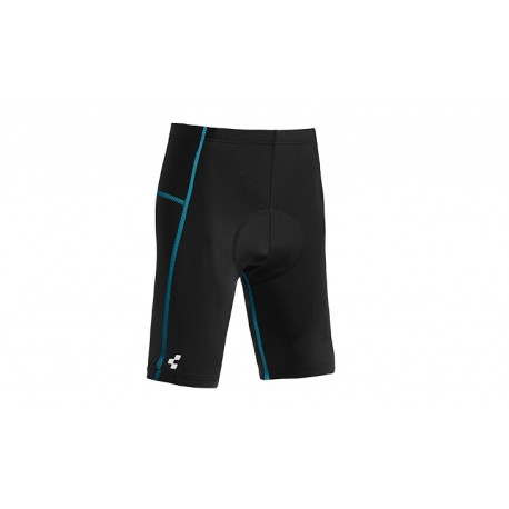 CUBE JUNIOR Radhose black´n´blue