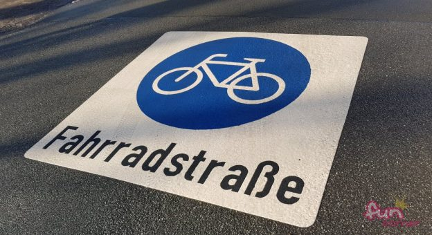 Fahrradstasse